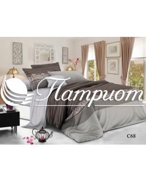 КПБ 1.5 спальный, поплин 68 (80м)